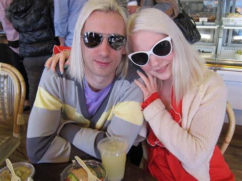 With Xenia Vorotova by Doe Deere ксения воротова Lime Crime страница 3