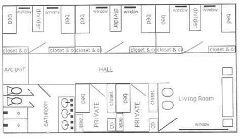 layout of laundry department housing options office of housing