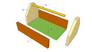 How To Make A Tool Box Out Of Paper - how to make a wooden tool box howtospecialist how to