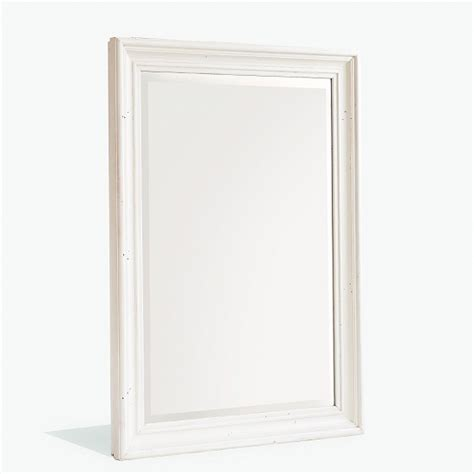 Cottage Style Mirrors by Boddem Wall Mirror In White Pine Cottage Style 25349