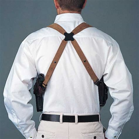 comfortable shoulder holster galco jackass special issue shoulder holster horizontal