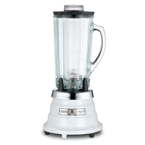 waring 700g countertop food blender w glass container