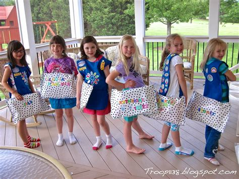 girl scout troop 1138