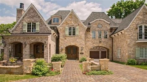 stone homes plans baby nursery stone house plans english style stone house