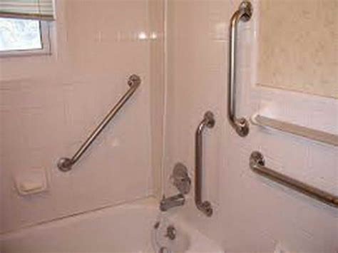 bathtub bars bathroom bathtub grab bars placement handicapped showers