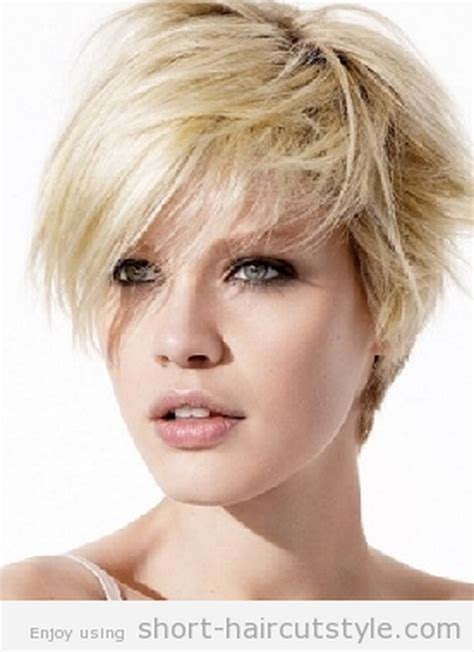 choppy hairstyles images short choppy hairstyles