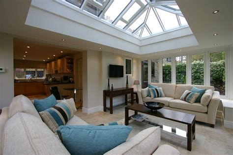 orangery interior design  solihull birmingham