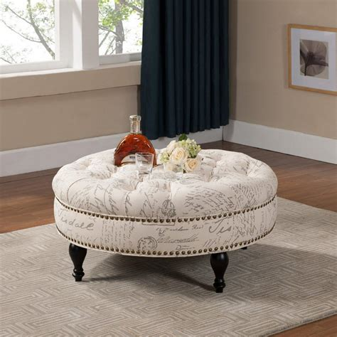 ottoman or coffee table ottoman coffee table coffee table design ideas