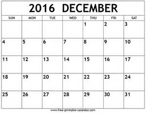 Free December Calendar Template by December 2016 Calendar With Us Holidays Ussui The