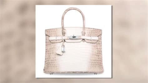 A Gucci More Expensive Than A Birkin by Auction Abc7news