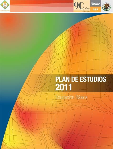 programa de estudios 2011 primaria sexto grado pdfs plan estudios2011