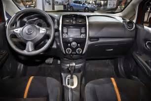 Nissan Versa Note Interior 2015 Nissan Versa Note Sr Interior Photo 68