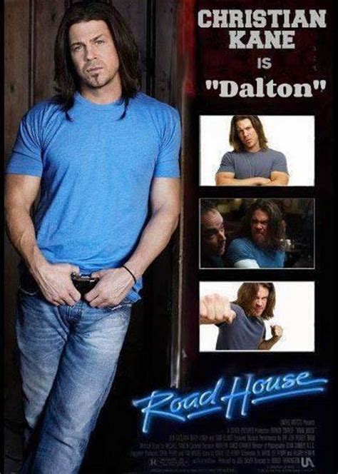 road house remake petition fans worldwide want christian kane as dalton in mgm studios road house remake