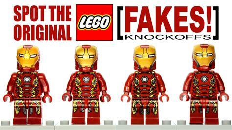 Lego Iron 46 Civil War Ori lego iron mk 45 marvel heroes original vs buyer awareness