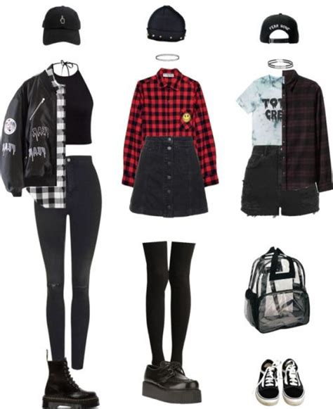 8 Items You Need For The Grunge Trend by Best 25 Alternative Ideas On