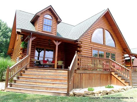 honest abe log homes recognizes rocky k log homes as 2009
