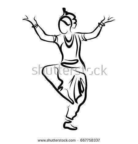 kathak dance stock images royalty  images vectors