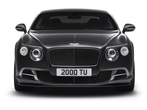 bentley front png 2014 bentley continental gt speed revealed even more grunt