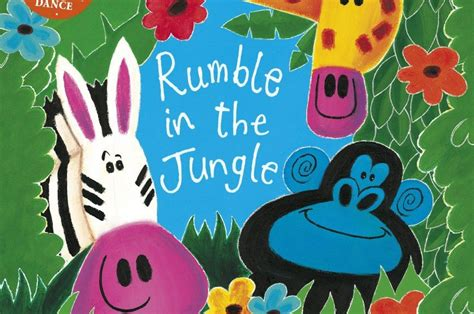 rumble in the jungle a rumble in the jungle part of national bookstart week