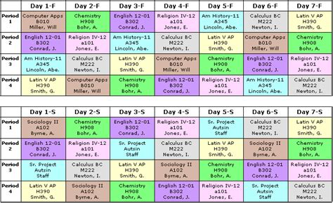 the daily grind block scheduling do you prefer or not