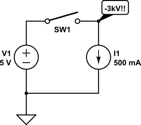 flyback diode theory relay s flyback diode is it necessary electrical engineering stack exchange
