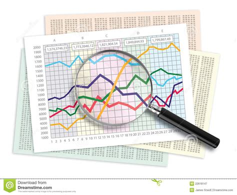 data analysis stock illustration illustration