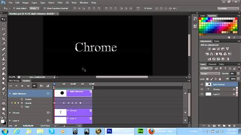 adobe photoshop cs6 tutorial animation adobe photoshop cs6 timeline animation project