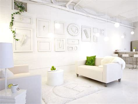White Office Decorating Ideas Decorating A Bright White Office Ideas Inspiration