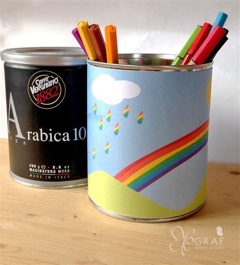 decorarte grafica latta caffe arcobaleno elegraf grafica freelance