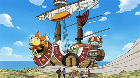 Kapal One Thousand 15th Straw Hat Ship real one s thousand built jefusion