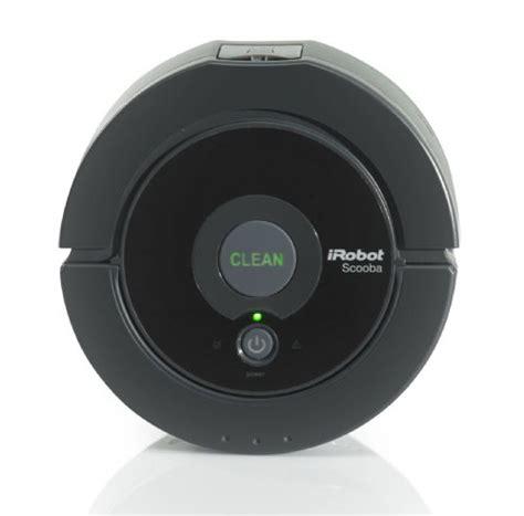Floor Robot Reviews by Irobot Scooba Best Vacuums