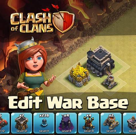 base layout editor clash of clans getting separate war base layout editor for