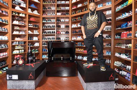 Chris Paul Shoe Closet by Dj Khaled Sneaker Collection Complex