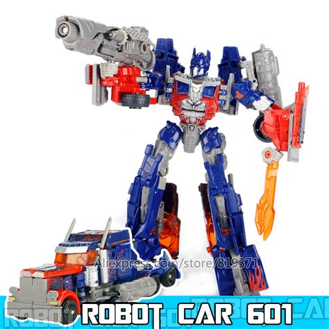 Cars Figure Isi 4 Original toys 2016 transformation 4 robots cars model anime figures toys for gift