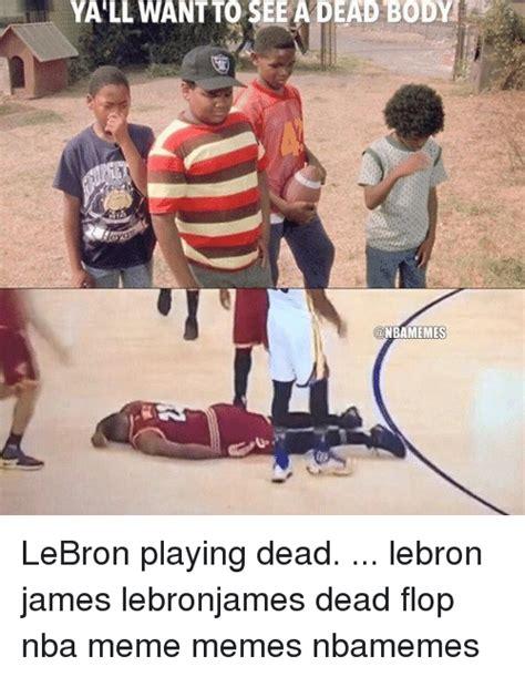 Lebron Flop Meme - 25 best memes about nba nba memes