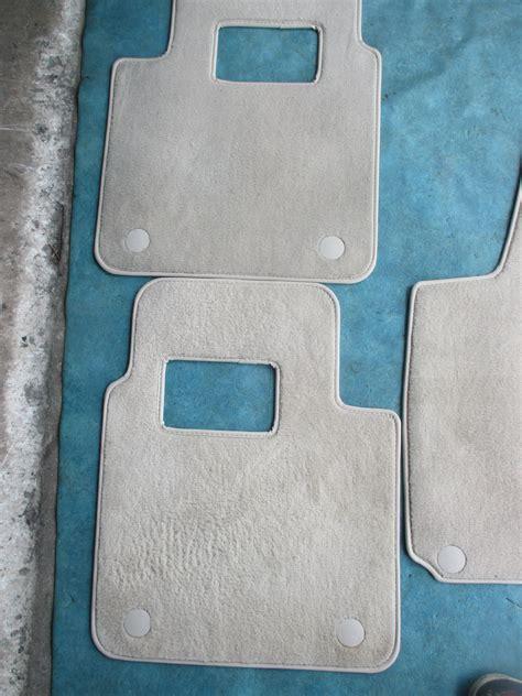 maserati quattroporte floor mats set oem