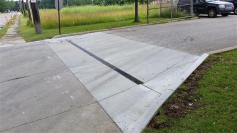 driveway apron concrete contractors chardon ohio difranco contractors inc