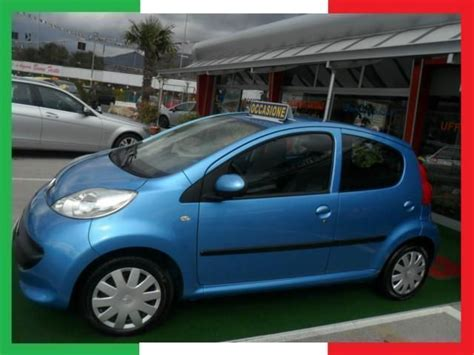 peugeot 107 5 porte usata sold peugeot 107 5 porte p e used cars for sale