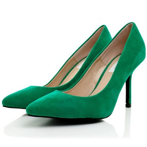 Imagenes De Tacones Verdes | consejos para combinar zapatos verdes
