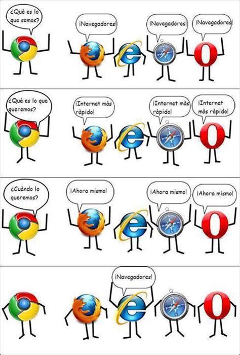 Internet Browser Memes - humor libre navegadores gutl