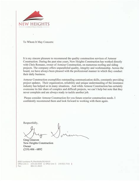 business reference letter template knowing photograph sample excel