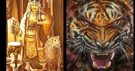 harimau putih prabu siliwangi kisah seputar legenda prabu siliwangi raja paling sakti