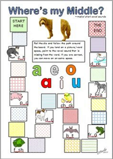 printable games for reading 1000 images about literacy games on pinterest literacy