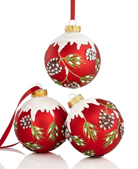 1000 ideas about painted christmas ornaments on pinterest