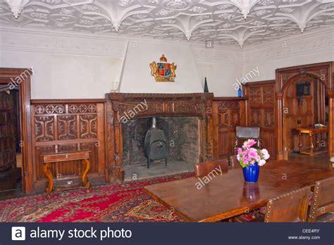 altes bett interior of castle lodge ludlow shropshire a