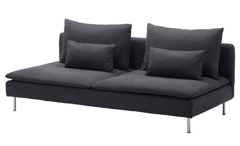 Pillows For Grey Sofa New Sofa Ikea S 246 Derhamn Review Nordic Days By Flor