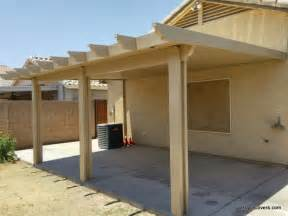 Outdoor Covering For Patios by Outdoor Patio Covers In San Tan Valley Az