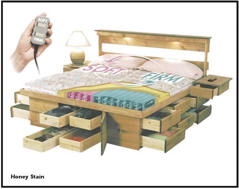 woodworking plan california king platform bed