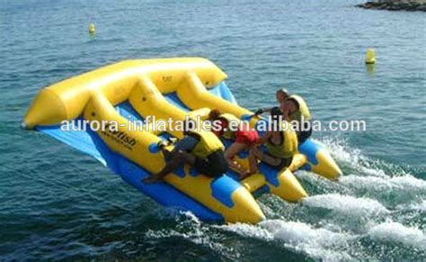 boat towables inflatable water toys flying fish boat towables with