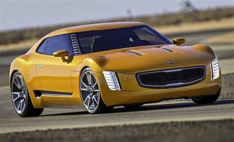 kia sports car   korean toyota  rival